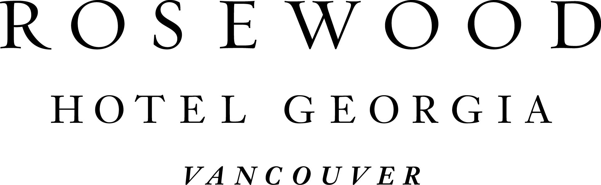 Rosewood Hotel Georgia Room Service Menu